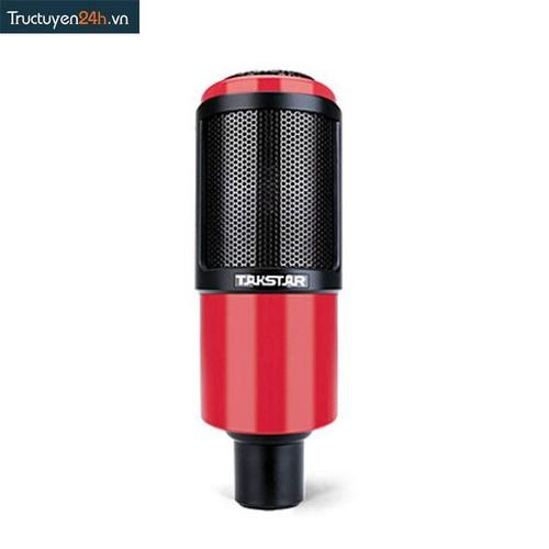 Micro thu âm Takstar PC-K320_Đỏ