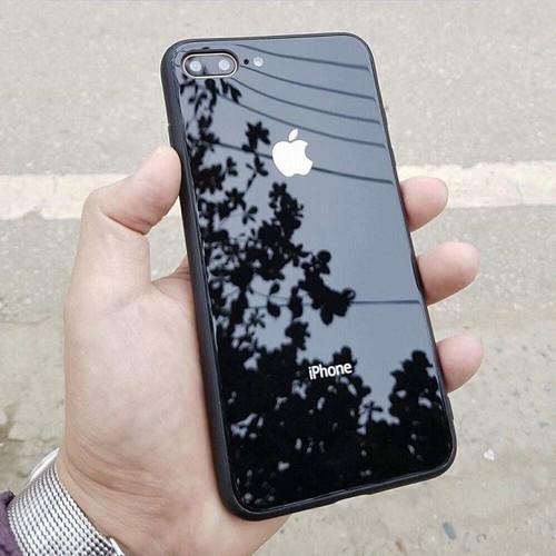 Ốp lưng Iphone 6 Plus mặt lưng kính cường lực - 4099482 , 10214798 , 15_10214798 , 120000 , Op-lung-Iphone-6-Plus-mat-lung-kinh-cuong-luc-15_10214798 , sendo.vn , Ốp lưng Iphone 6 Plus mặt lưng kính cường lực