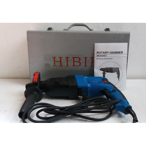 Máy khoan búa Hibiki 870W