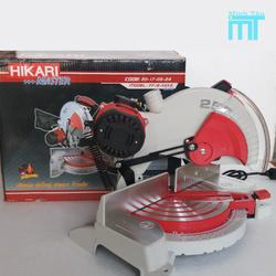 máy cắt nhôm đa góc cạnh dùng đĩa 255mm HIKARI 1800W-PF16.255B