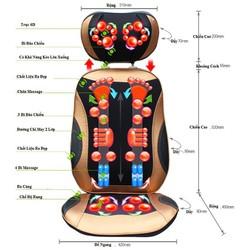 Ghế massage toàn thân