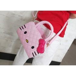 Túi xách cho bé hình kitty
