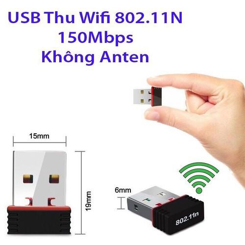 usb wifi 802.11n 150Mbps cho máy vi tính bàn pc laptop - 4101179 , 10217275 , 15_10217275 , 160000 , usb-wifi-802.11n-150Mbps-cho-may-vi-tinh-ban-pc-laptop-15_10217275 , sendo.vn , usb wifi 802.11n 150Mbps cho máy vi tính bàn pc laptop