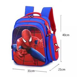 Balo người nhện cho bé đi học đi chơi