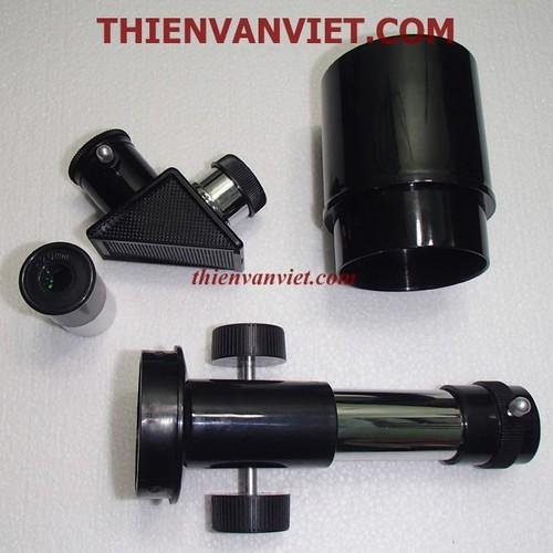 Bộ linh kiện đầy đủ để chế tạo kính thiên văn khúc xạ D50F360