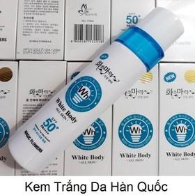 Kem trắng da - Kem trắng da -MS070