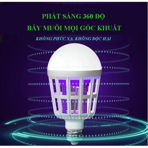 Đèn Diệt Muỗi LED Đa Năng Kiêm Đèn Ngủ