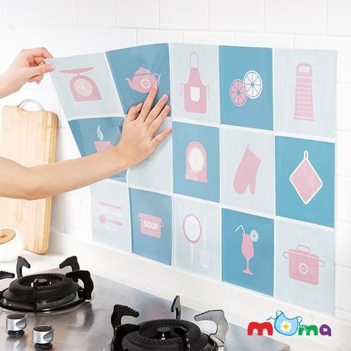 Miếng Giấy, Tấm Decal trang trí dán tường nhà bếp cách nhiệt đa năng - 4094576 , 10206881 , 15_10206881 , 49000 , Mieng-Giay-Tam-Decal-trang-tri-dan-tuong-nha-bep-cach-nhiet-da-nang-15_10206881 , sendo.vn , Miếng Giấy, Tấm Decal trang trí dán tường nhà bếp cách nhiệt đa năng