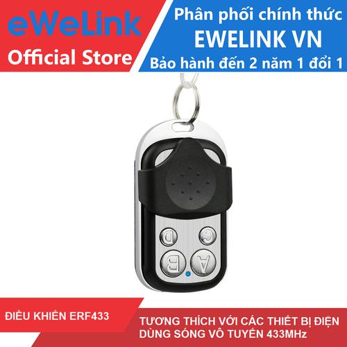 Điều Khiển Sóng Vô Tuyến eWeLink ERF433
