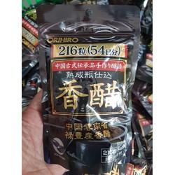 Viên giấm tỏi đen giảm cân Orihiro Nhật