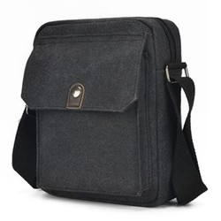 Túi quai chéo |Túi vải nam, khoác một bên vai kiểu dáng thời trang