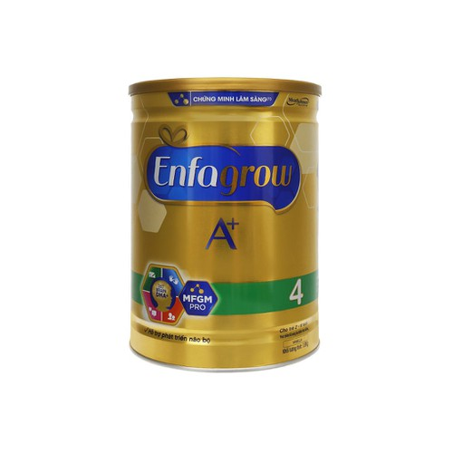 Sữa bột Enfagrow số 4 MFGM Pro lon 1800g