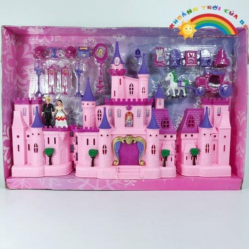 Mô hình Lâu đài công chúa KC161
