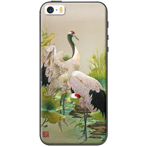 Ốp lưng nhựa dẻo iPhone 5, 5S, SE Con chim