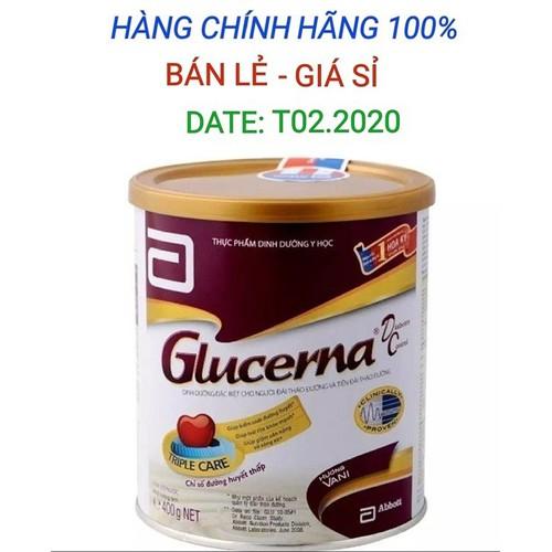 CHO XEM HÀNG Sữa bột Glucerna Hương Vani 400g Date 2020 - 4108954 , 10230289 , 15_10230289 , 315000 , CHO-XEM-HANG-Sua-bot-Glucerna-Huong-Vani-400g-Date-2020-15_10230289 , sendo.vn , CHO XEM HÀNG Sữa bột Glucerna Hương Vani 400g Date 2020