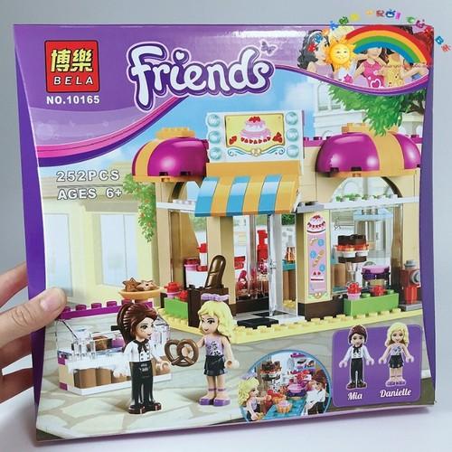 Đồ chơi trí tuệ - Lắp Ghép Friends No.10165 KB460