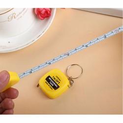 móc khóa xe máy - thước đo mini