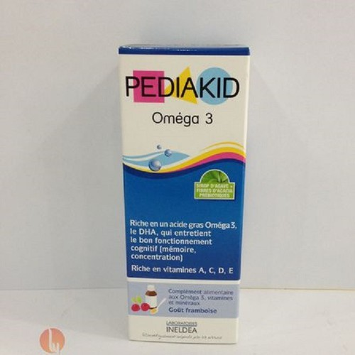 Pediakid 0mega 3 - Tăng cường DHA cho bé từ 6 tháng