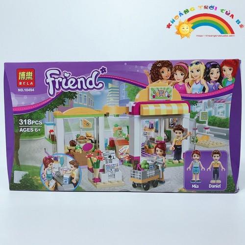 Đồ chơi trí tuệ - Lắp Ghép Friends No.10494 KB459