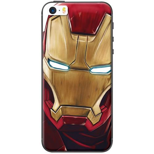 Ốp lưng nhựa dẻo iPhone 5, 5S, SE Iron Man - 4109801 , 10231903 , 15_10231903 , 120000 , Op-lung-nhua-deo-iPhone-5-5S-SE-Iron-Man-15_10231903 , sendo.vn , Ốp lưng nhựa dẻo iPhone 5, 5S, SE Iron Man