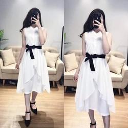 váy dự tiệc thắt eo đẹp rẻ