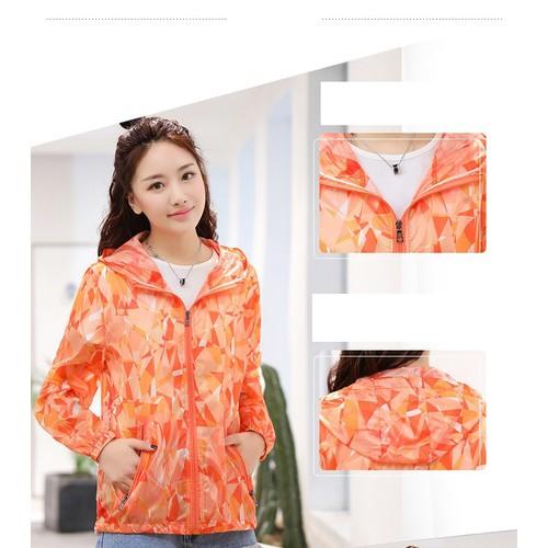 áo khoác dù, áo khoác nữ A297