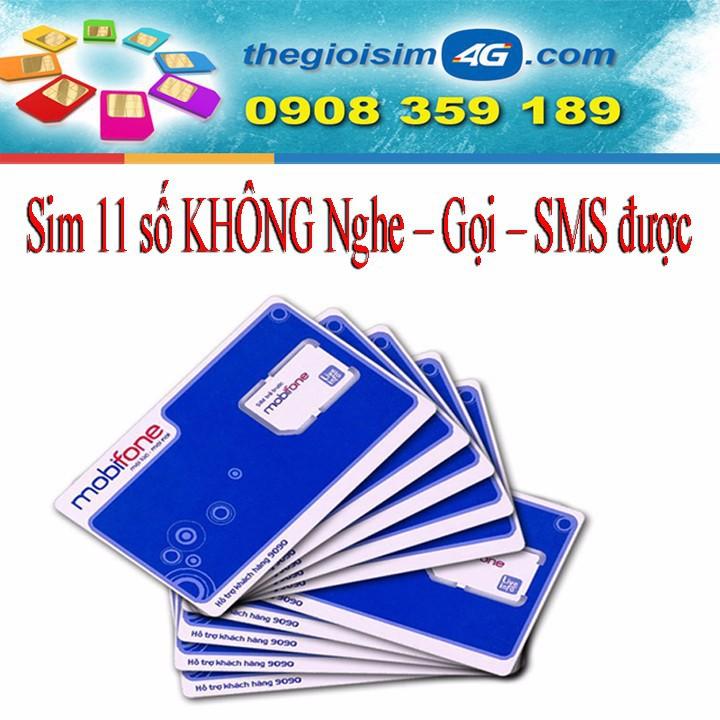 SIM 4G MOBIFONE TẶNG 150GB/THÁNG - TGS4G-150GB - 59K/Sim - 3