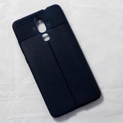 Ốp lưng sần Huawei Mate 9 dẻo xanh đen
