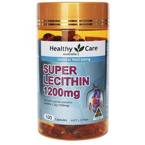 Mầm đậu nành Healthy Care Super Lecithin 1200mg Úc 100 viên - 4112169 , 10234485 , 15_10234485 , 320000 , Mam-dau-nanh-Healthy-Care-Super-Lecithin-1200mg-Uc-100-vien-15_10234485 , sendo.vn , Mầm đậu nành Healthy Care Super Lecithin 1200mg Úc 100 viên