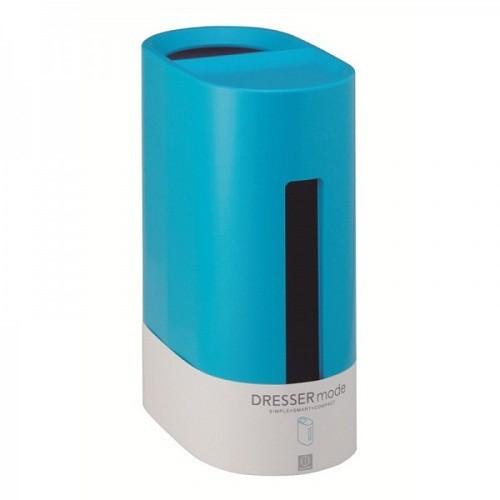 Hộp đựng giấy có ngăn thùng rác nhỏ- màu xanh - 4111842 , 10234122 , 15_10234122 , 356000 , Hop-dung-giay-co-ngan-thung-rac-nho-mau-xanh-15_10234122 , sendo.vn , Hộp đựng giấy có ngăn thùng rác nhỏ- màu xanh