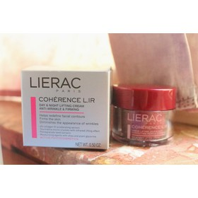 Hàng mẫu Kem dưỡng chống nhăn, tạo săn chắc Lierac 15ml Pháp - 2614