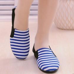Freeship - Giày slip on thời trang nữ cực êm chân BB342_Doni