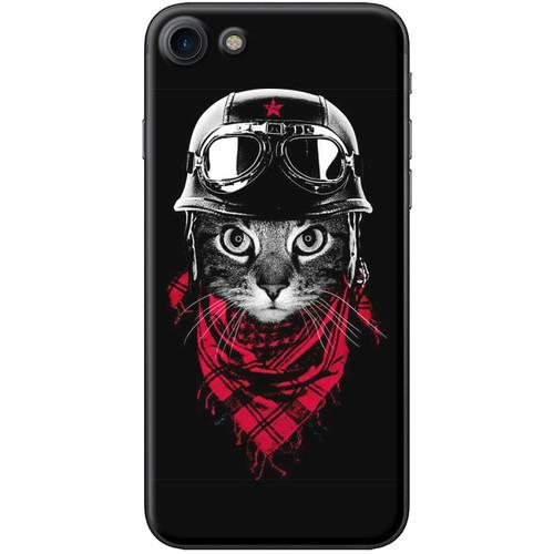 Ốp lưng nhựa dẻo iPhone 6 Plus, 6S Plus Mèo đen