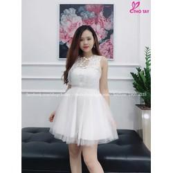 đầm dạ hội xinh