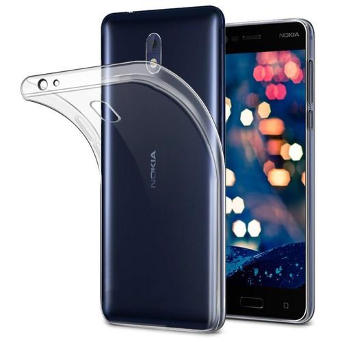 Ốp lưng Nokia 5 dẻo, trong suốt