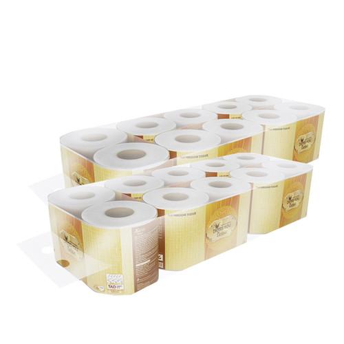 Bộ 2 lốc giấy vệ sinh Bless You Lamour 2 - 10 cuộn - 4124933 , 10255685 , 15_10255685 , 192700 , Bo-2-loc-giay-ve-sinh-Bless-You-Lamour-2-10-cuon-15_10255685 , sendo.vn , Bộ 2 lốc giấy vệ sinh Bless You Lamour 2 - 10 cuộn