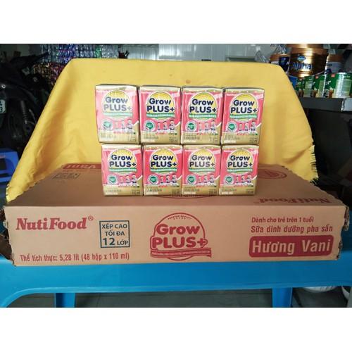 Sữa bột pha sẵn Nuti Grow Plus đỏ 110ml - 4118080 , 10245463 , 15_10245463 , 290000 , Sua-bot-pha-san-Nuti-Grow-Plus-do-110ml-15_10245463 , sendo.vn , Sữa bột pha sẵn Nuti Grow Plus đỏ 110ml