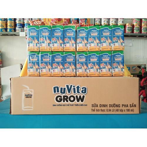 Sữa bột pha sẵn Nuvita Grow 180ml - 4116899 , 10243385 , 15_10243385 , 349000 , Sua-bot-pha-san-Nuvita-Grow-180ml-15_10243385 , sendo.vn , Sữa bột pha sẵn Nuvita Grow 180ml