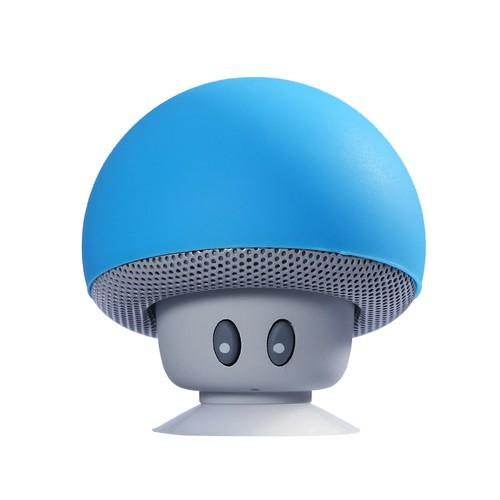 Loa Hình Nấm Bluetooth Speaker Mini Hỗ Trợ Điện Thoại Di Động - Xanh