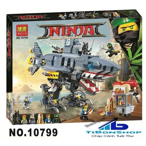 Lắp ráp Ninjago mô hình cuộc tấn công của quái vật cá mập Gamadon - 4116608 , 10242471 , 15_10242471 , 850000 , Lap-rap-Ninjago-mo-hinh-cuoc-tan-cong-cua-quai-vat-ca-map-Gamadon-15_10242471 , sendo.vn , Lắp ráp Ninjago mô hình cuộc tấn công của quái vật cá mập Gamadon