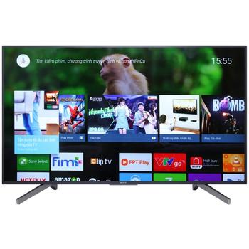 Mua Android Tivi Sony 4K 55 inch KD-55X7500F – 55X7500F ở đâu tốt?