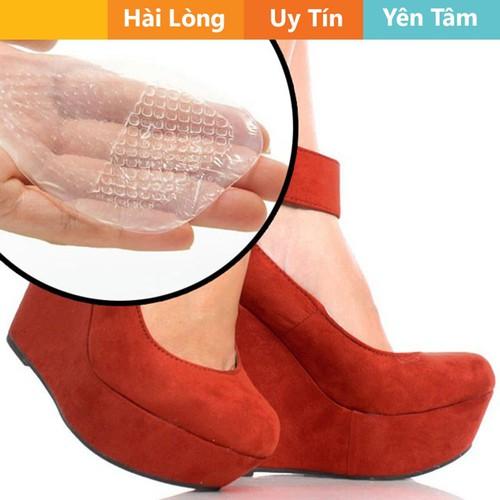 Bộ 2 miếng lót giày silicon êm chân - 4116591 , 10242396 , 15_10242396 , 11000 , Bo-2-mieng-lot-giay-silicon-em-chan-15_10242396 , sendo.vn , Bộ 2 miếng lót giày silicon êm chân
