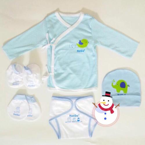 Set mini quần áo sơ sinh buộc dây Hotga cho bé trai và bé gái - 4145407 , 10282291 , 15_10282291 , 65000 , Set-mini-quan-ao-so-sinh-buoc-day-Hotga-cho-be-trai-va-be-gai-15_10282291 , sendo.vn , Set mini quần áo sơ sinh buộc dây Hotga cho bé trai và bé gái
