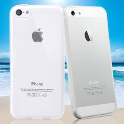 Ốp lưng iPhone 5 - 5s dẻo, trong suốt