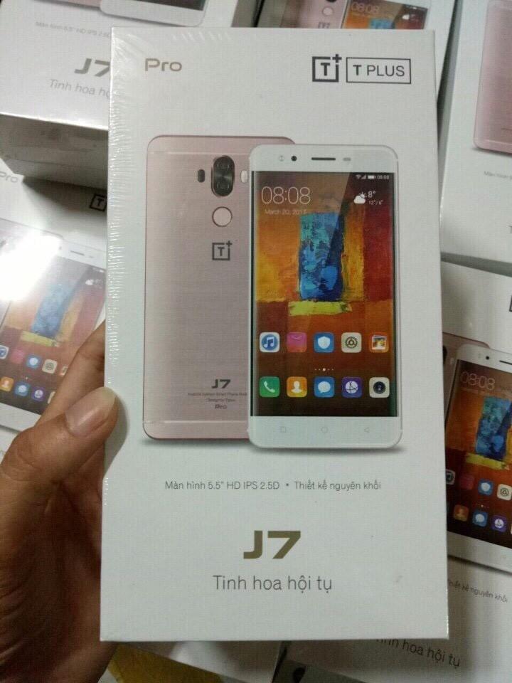 Điện thoại TPLUS J7 Pro chính hãng - Tinh hoa hội tụ 9