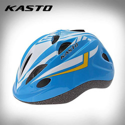 Nón bảo hiểm thể thao trẻ em Kasto _ xanh dương