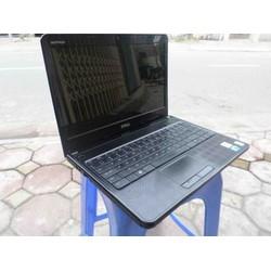 laptop cũ, dell inspiron n4030 core i3 vỏ hoa dâu