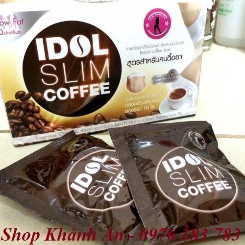 Combo 10 hop cà phê giảm cân idol slim coffee - 4117595 , 10244453 , 15_10244453 , 670000 , Combo-10-hop-ca-phe-giam-can-idol-slim-coffee-15_10244453 , sendo.vn , Combo 10 hop cà phê giảm cân idol slim coffee