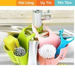 Giỏ đựng đồ bồn rửa bát bằng nhựa dẻo