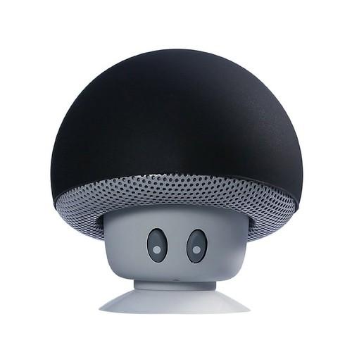 Loa Hình Nấm Bluetooth Speaker Mini Hỗ Trợ Điện Thoại Di Động - Đen